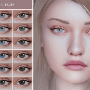 eye lenses for sims 4